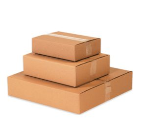 Corrugated Flat Boxes