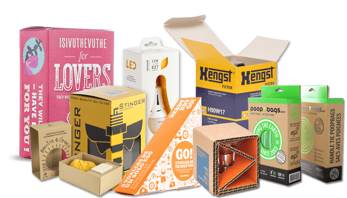 Food Packaging Folding Boxes