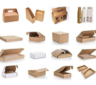 Small Die Cup Paper Box