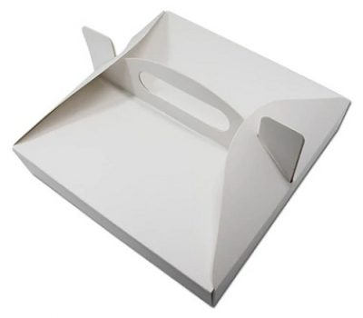 Duplex Pizza Box Manufacturer
